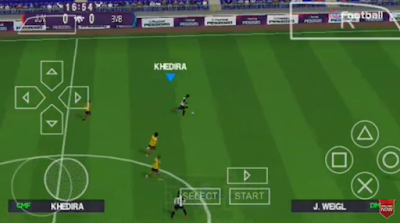 PES 2020 PPSSPP Camera PS4 Android Offline Best Graphics