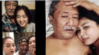 POTRET Kebebasan Mbah Kung Kakek Sugiono Versi Indonesia Sebelum Sakit, Kerumunan Wanita Muda