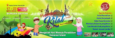Banner Pesantren Kilat CDR