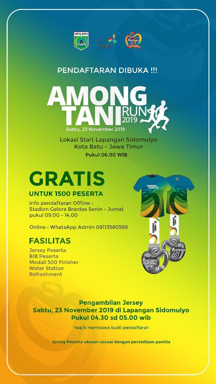 Among Tani Fun Run • 2019
