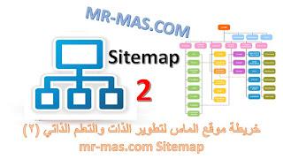 صورة خريطة موقع الماس لتطوير الذات والتعلم الذاتي (2) mr-mas.com Sitemap