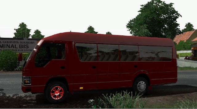 Download Mod Microbus elf beta 1.3 by Rindray