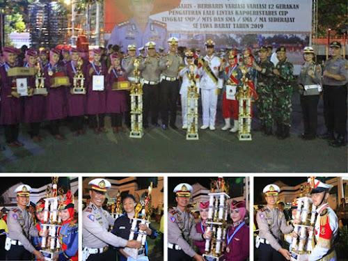 Juara LBB Polrestabes Bandung Cup 2019