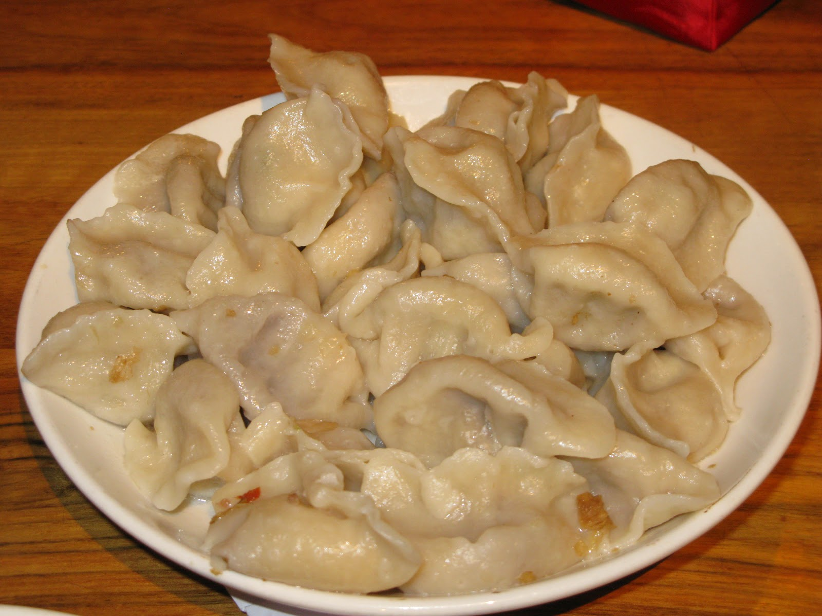 The travel diary blog il diario di viaggio ravioli al for Una salsa da cucina cinese