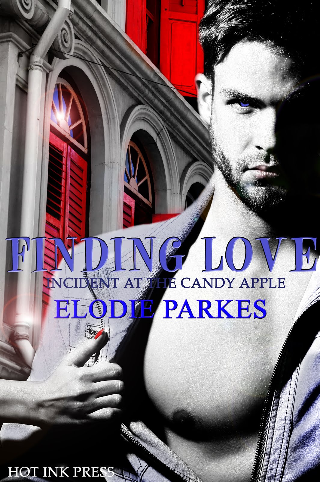 Dark erotic romance from Hot Ink Press