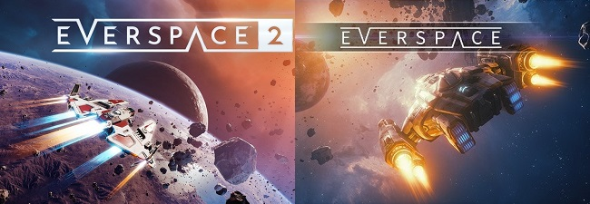 Comparison and differences of Everspace 2 vs Everspace
