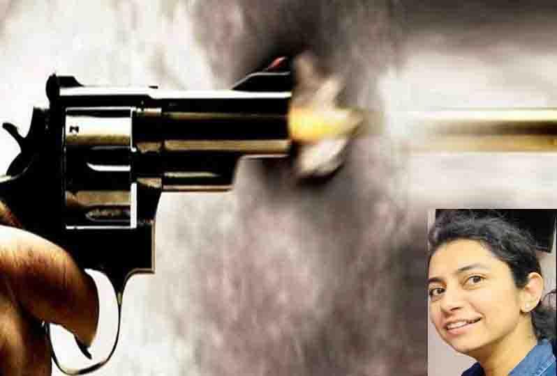 दिल्ली में महिला सब इंस्पेक्टर की सरेआम गोली मारकर हत्या