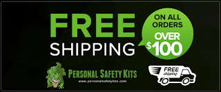 Personal Safety Kits Free Shipping