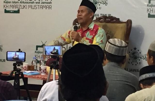 KH Marzuki Mustamar: Mereka Sesungguhnya Memusuhi NU