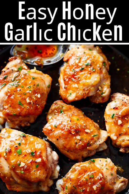 Eаѕу Hоnеу Gаrlіс Chісkеn  #Eаѕу #Hоnеу #Gаrlіс #Chісkеn Easy Recipes For College Students, Easy Recipes Healthy, Easy Recipes Dinner, Easy Recipes Asian,