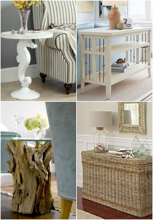 Accent Tables Console Table Ideas Coastal Living Designs