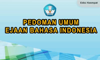 File Pendidikan Buku Pedoman Umum Ejaan Bahasa Indonesia Kemdikbud