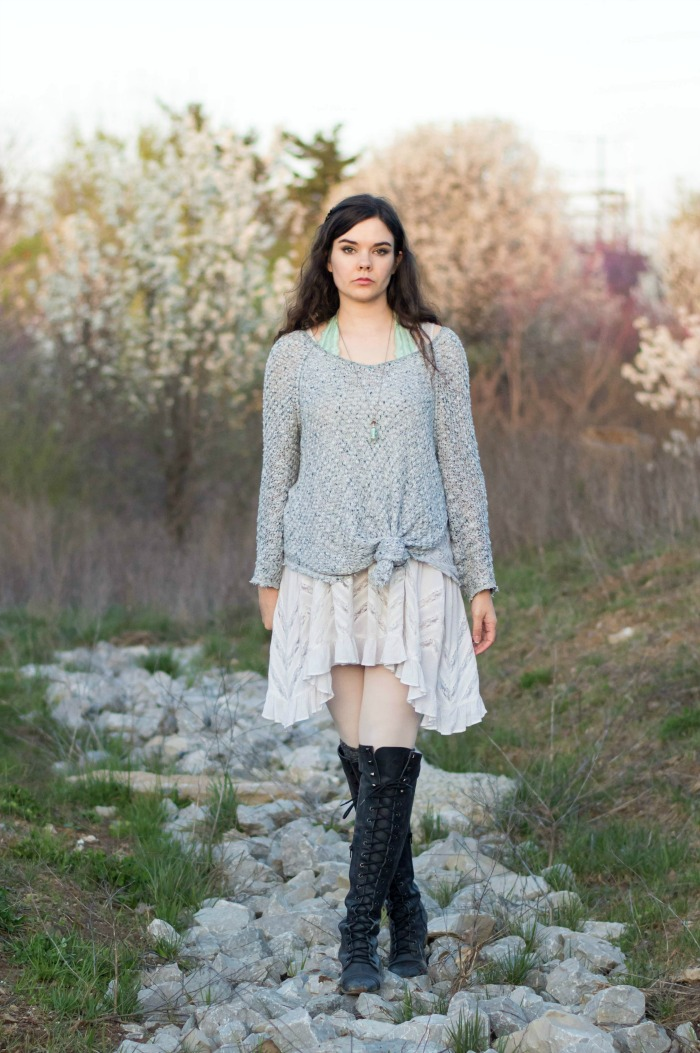 how to layer for a cold spring