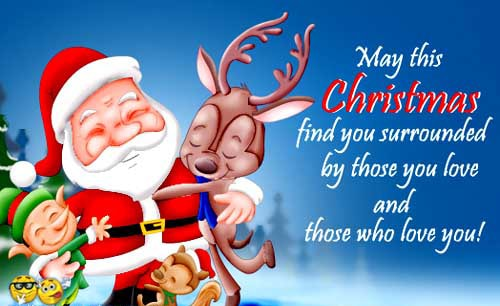 Happy Merry Christmas 2020 - Wishes, Quotes, Message, Images