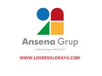 Loker Solo Raya Marketing dan Admin Officer di PT Ansena Grup Asia