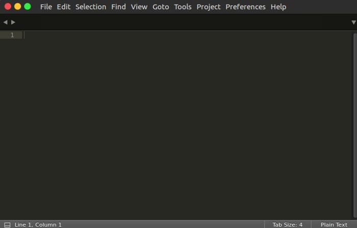 instalacao do editor de codigo sublime text para php e outras linguagens de programacao