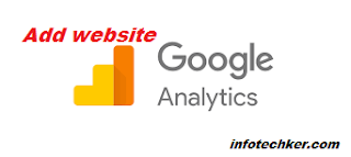 add Google Analytics to a website