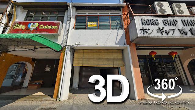 Penang Road Heritage Shophouse Raymond Loo 019-4107321