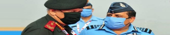 Air Force Veterans Critical of IAF Being 'Supporting Arm' Remark By CDS