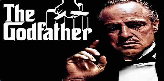 How many parts of The Godfather have released?