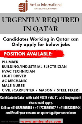 Required in Qatar
