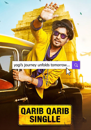 Qarib Qarib Singlle 2017 Hindi 480p HDRip 300mb