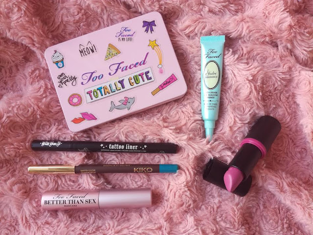 Make Up soirée Totally Cute Too Faced