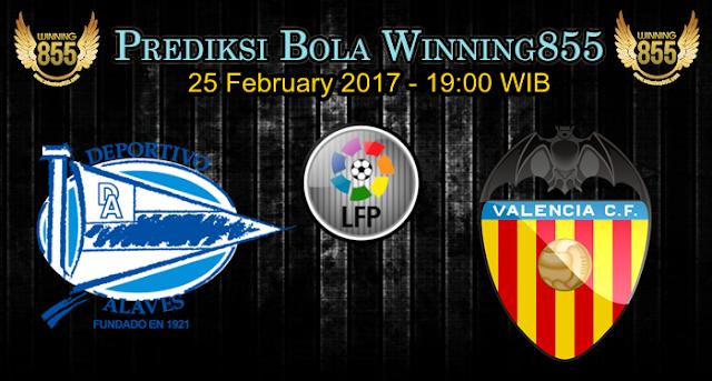 Prediksi Skor Deportivo Alaves vs Valencia