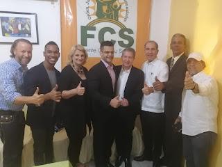 Frente Cívico y Social anuncia apoyo a la candidatura de Luis Abinader a la Presidencia  de la República por el PRM