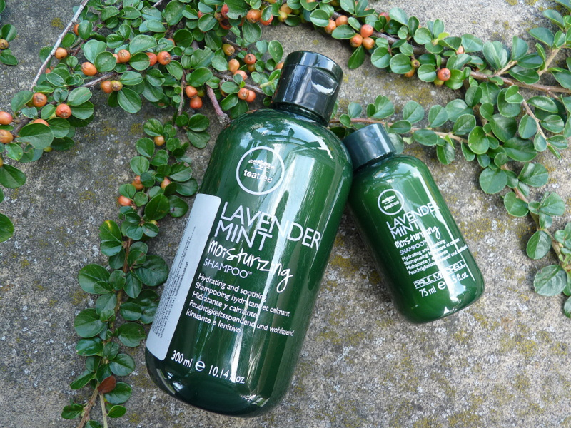 Kiedy włosy pachną lawendą dusza się uśmiecha - PAUL MITCHELL Tea Tree Lavender Mint