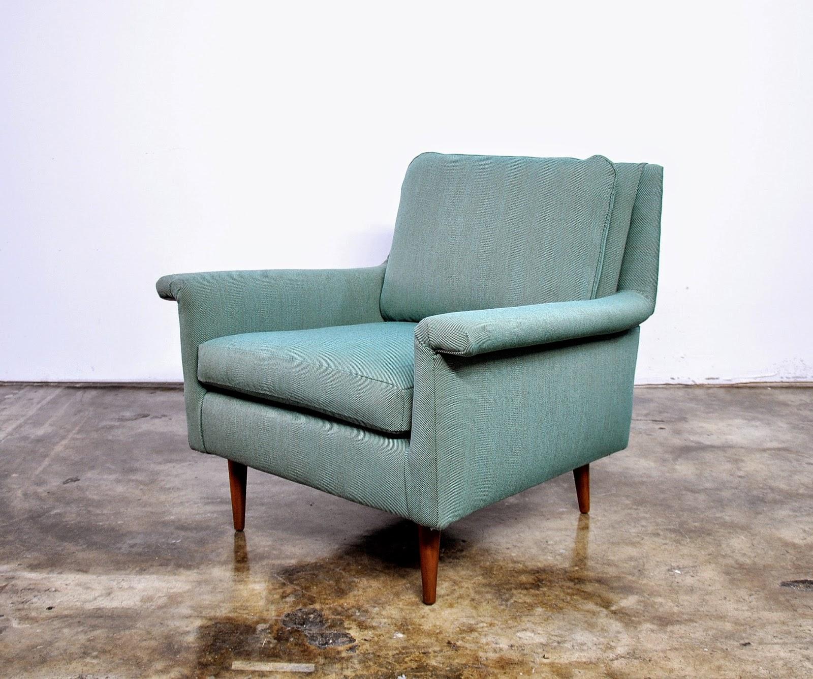 Select Modern Milo Baughman Club Or Lounge Chair