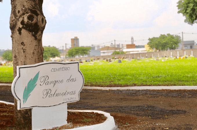 Cemitérios de Paulínia funcionarão neste final de semana com restrições
