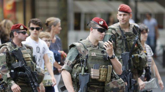 Γαλλία: Σύλληψη 11 μελών μουσουλμανικής οργάνωσης για τρομοκρατία