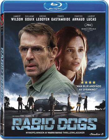 Rabid Dogs 2015 Hindi Dual Audio 300MB 480p BRRip
