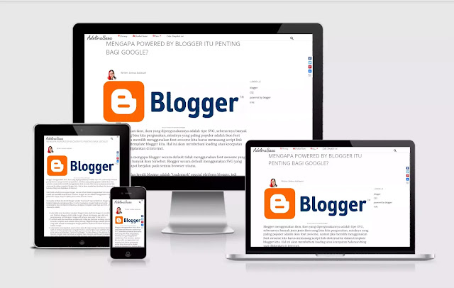 Powered By Blogger