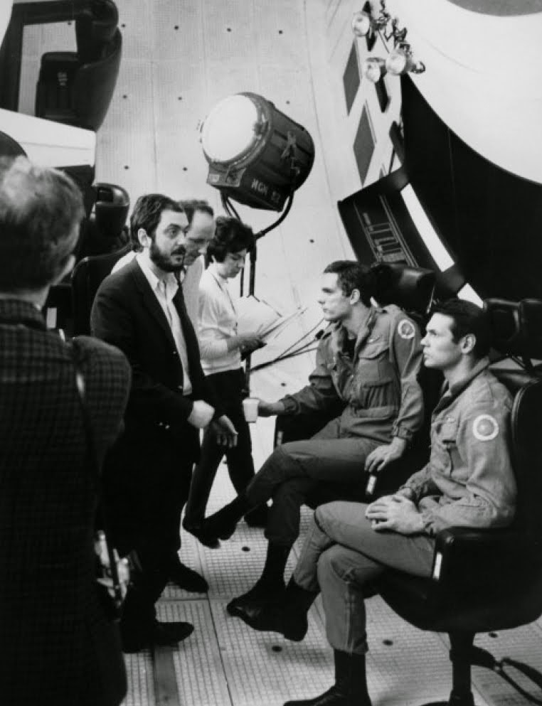 stanley kubrick interview 2001 a space odyssey