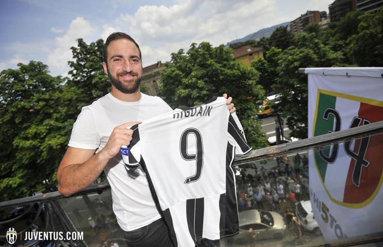 "Higuain: ""Juventus posjeduje nevjerovatan projekat"""