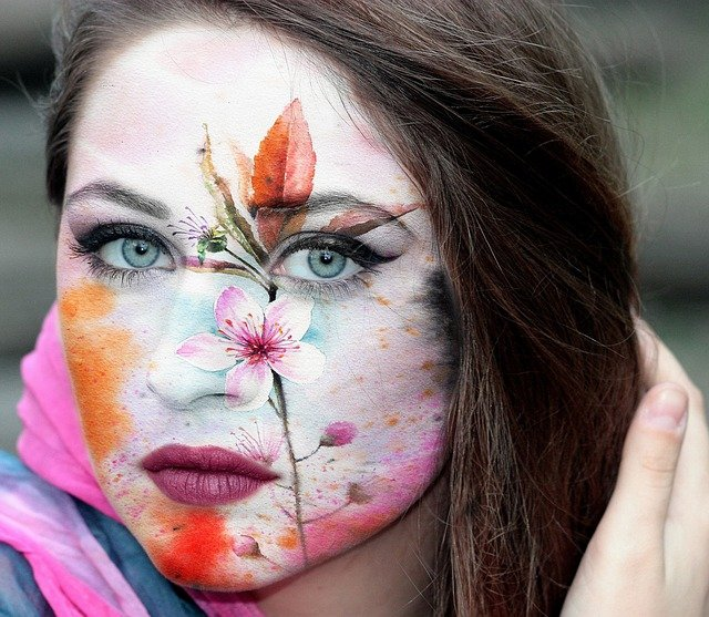 Essay: On a Painted Face