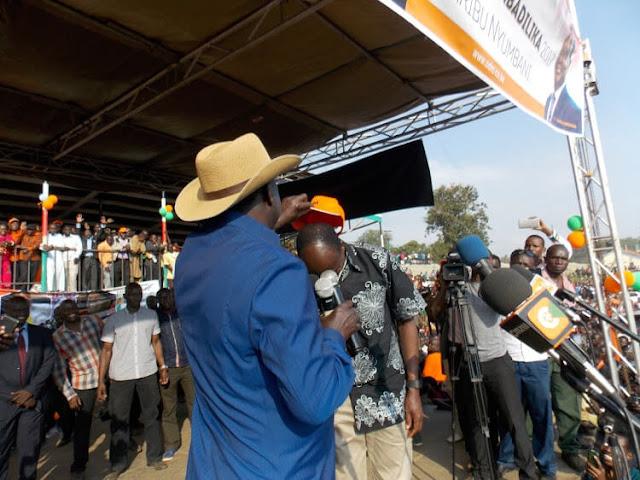 Migori Governor Okoth Obado photo