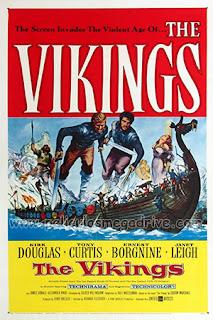 Los Vikingos (1958) [Latino-Ingles] [1080P] [Hazroah]