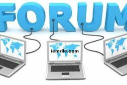Manfaat Komunitas Forum Bisnis Online