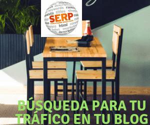 Las SERPs de búsqueda para tu blog y en él logra, pueden favorecer tu SEO e indexarte correctamente