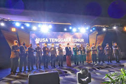 Nusa Tenggara Timur (NTT) Juara Umum Anugerah Pesona Indonesia (API) 2020