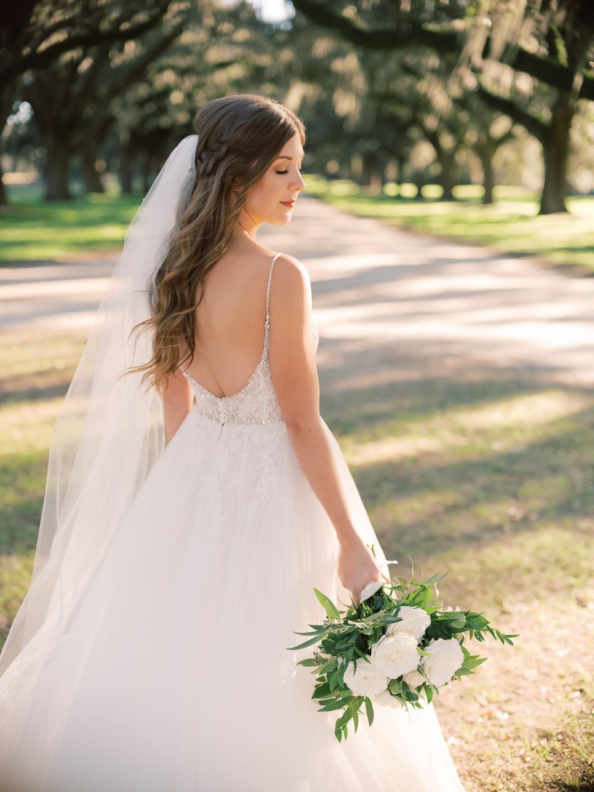 Ceremony Wedding Dress - Chasing Cinderella
