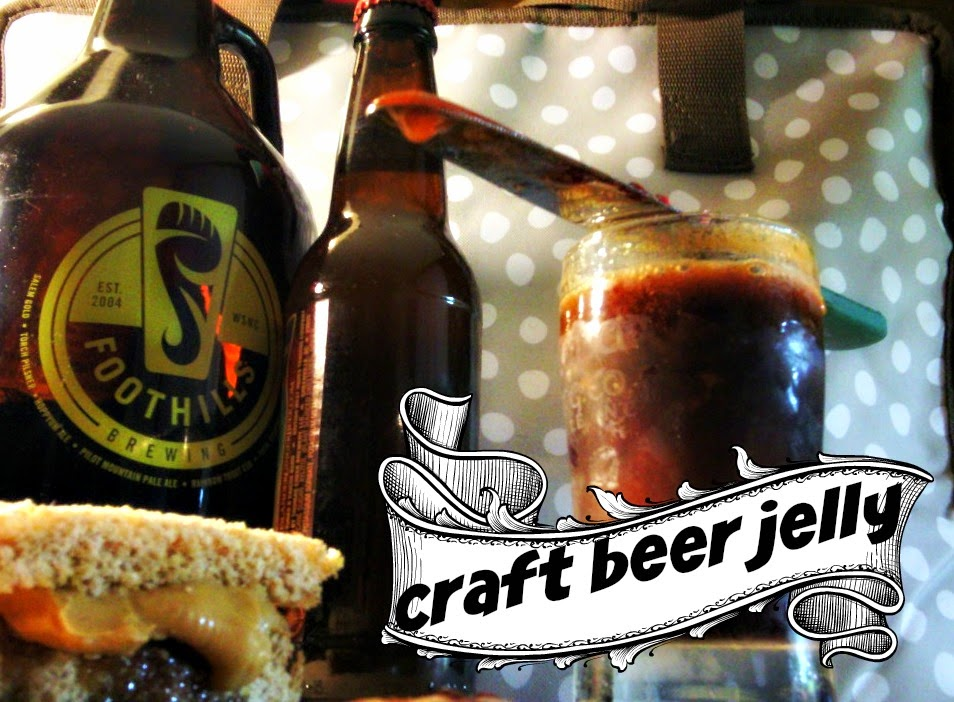 Craft Beer Jelly