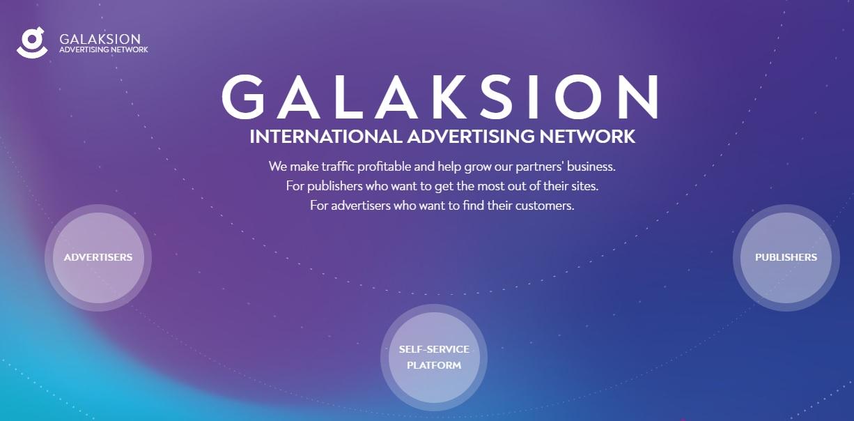 Galaksion, empresa de publicidad web en CPM