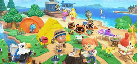 Animal Crossing: New Horizons سويتش