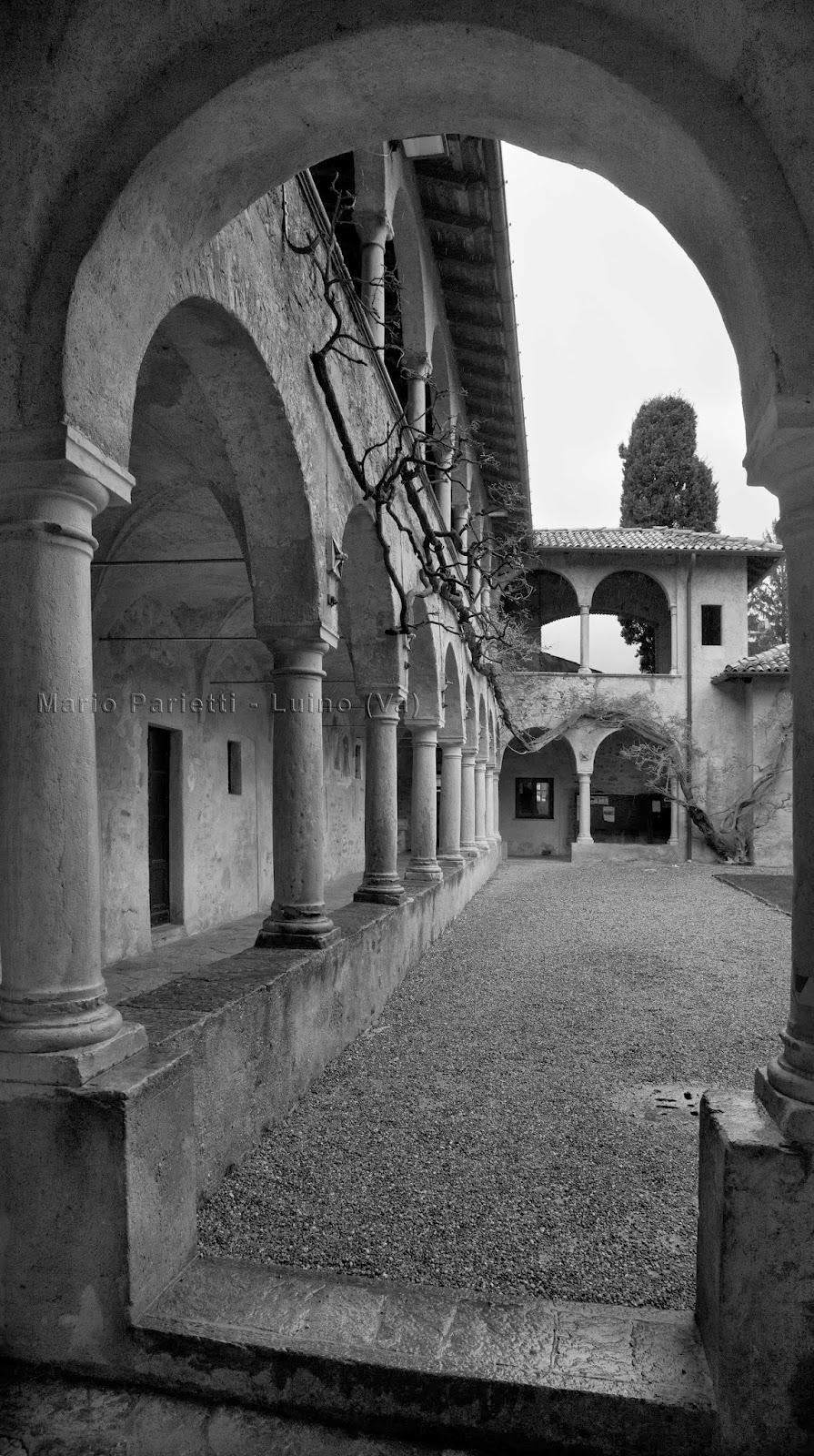 monastero S. Antonino Luvinate