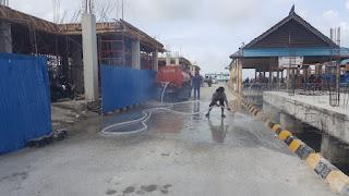 Permohonan Maaf Kepada Seluruh Pengguna Jasa Pelabuhan Tengkayu 1 Kota Tarakan - Tarakan Info