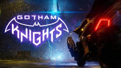 Gotham Knights duyuruldu!